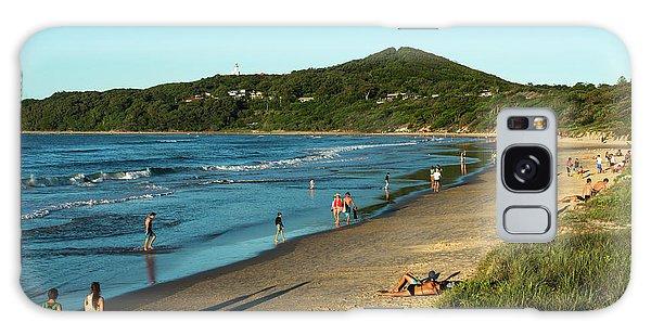 Byron Bay Main Beach Galaxy Case