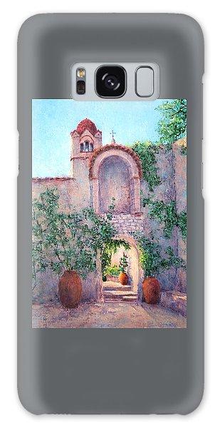 Byzantine Archway Galaxy Case by Jill Musser