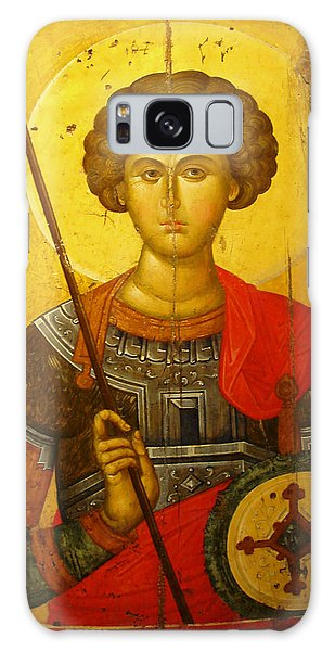 Byzantine Knight Galaxy Case