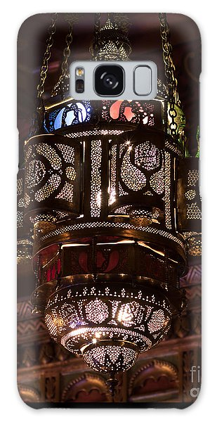 Byzantine Lamp Galaxy Case