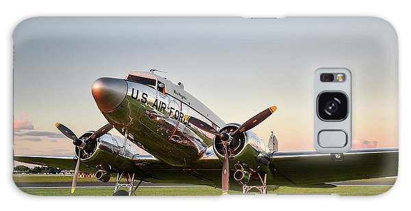 C-47 At Dusk Galaxy Case