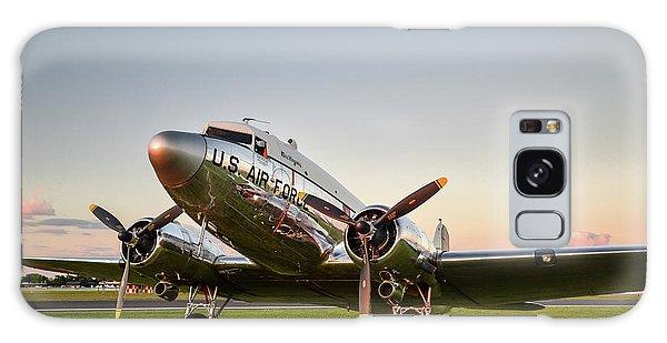 C-47 At Dusk Galaxy Case
