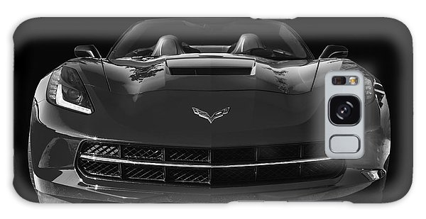 C7 Stingray Corvette Galaxy Case