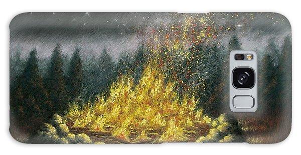 Campfire 01 Galaxy Case