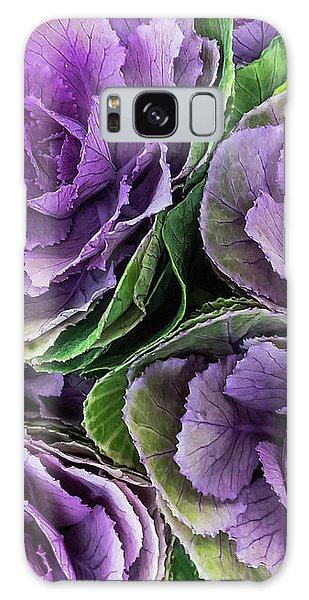 Cabbage Flower Galaxy Case