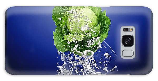 Cabbage Splash Galaxy Case