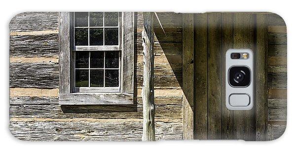 Cabin Door 01 Galaxy Case