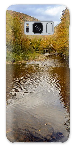Cabot Trail Galaxy Case - Cabot Trail Autumn 2015 by Ken Morris