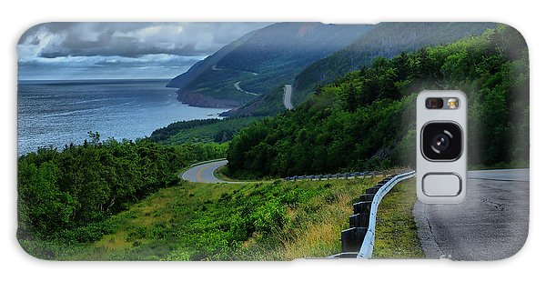 Cabot Trail Galaxy Case