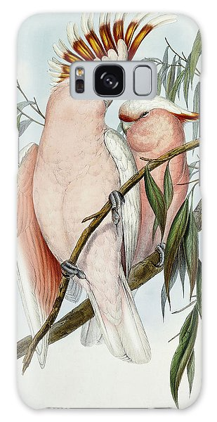 Cacatua Leadbeateri Galaxy Case