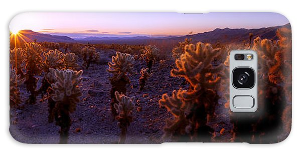 Cacti Galaxy Case - Prickly by Chad Dutson