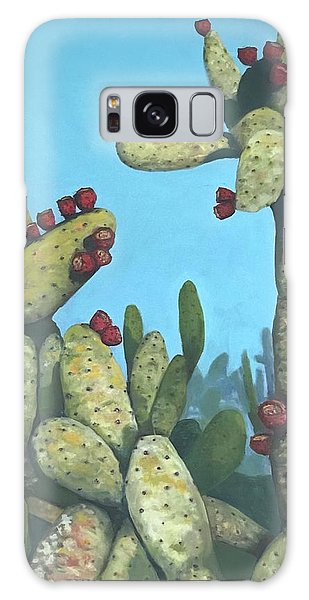 Cactus On Vicky Galaxy Case