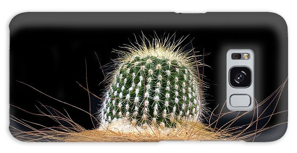 Cactus Photo Galaxy Case by Catherine Lau