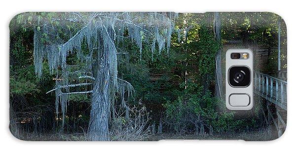 Caddo Lake #1 Galaxy Case