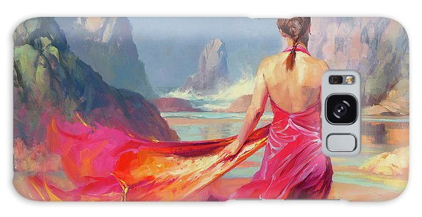 Seashore Galaxy Case - Cadence by Steve Henderson