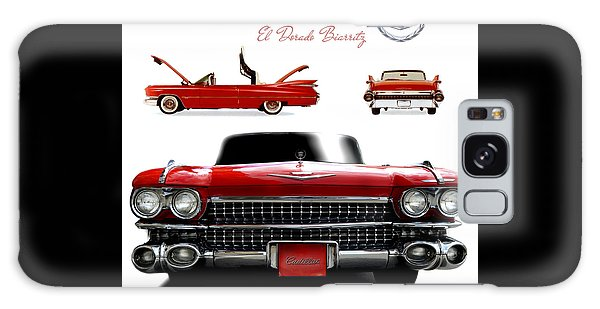 Cadillac 1959 Galaxy Case by Gina Dsgn