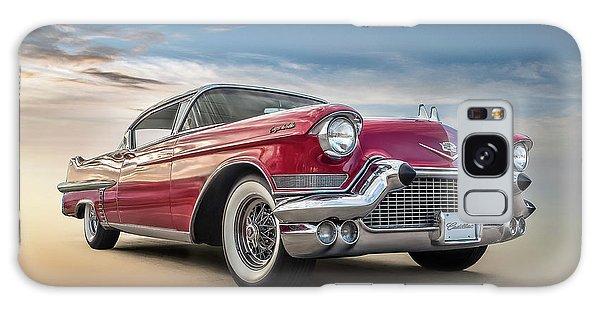 Chrome Galaxy Case - Cadillac Jack by Douglas Pittman