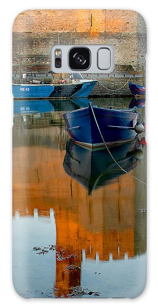 Caernarfon Reflections Galaxy Case