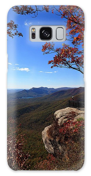Caesars Head State Park In Upstate South Carolina Galaxy Case