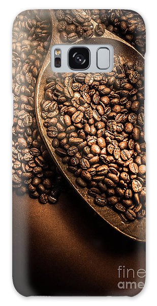 Cafe Aroma Art Galaxy Case