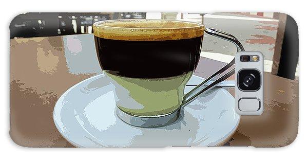 Cafe Bombon Galaxy Case