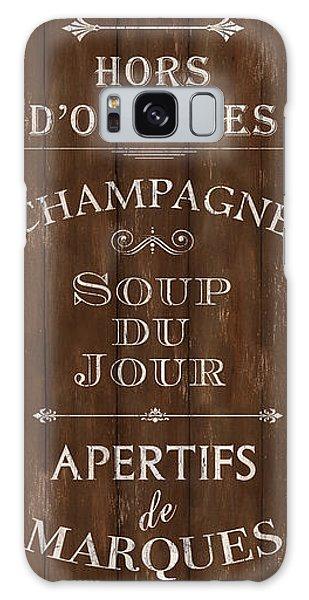 Restaurants Galaxy Case - Cafe De Paris 2 by Debbie DeWitt