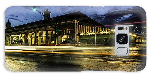 Cafe Du Monde, New Orleans, Louisiana Galaxy Case