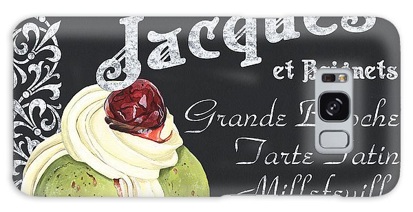 Whip Galaxy Case - Cafe Jacques by Debbie DeWitt