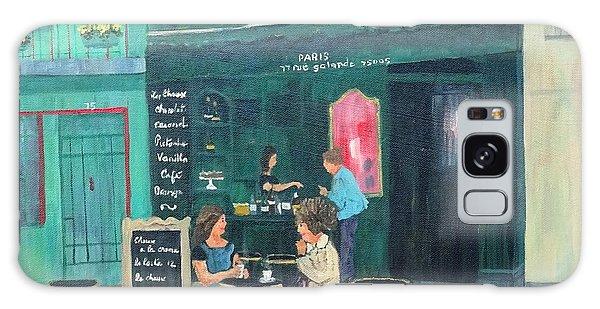 Cafe Odette Galaxy Case
