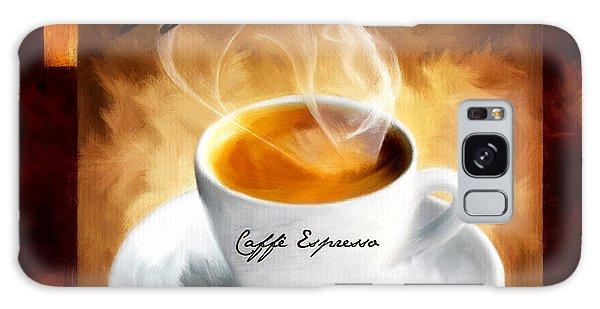 Restaurants Galaxy Case - Caffe Espresso by Lourry Legarde