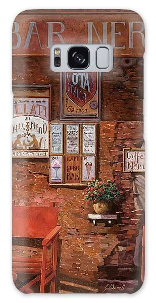 Bar Galaxy Case - caffe Nero by Guido Borelli