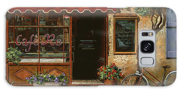 Restaurants Galaxy Case - caffe Re by Guido Borelli