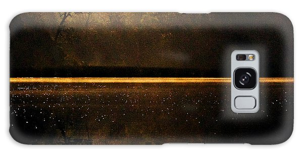 Cahooque Creek Sunrise Galaxy Case