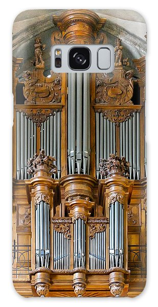 Cahors Cathedral Organ Galaxy Case