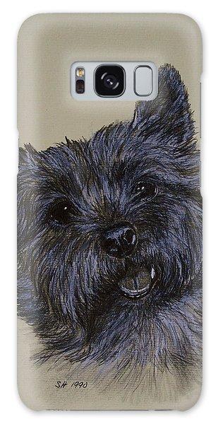 Cairn Terrier Galaxy Case