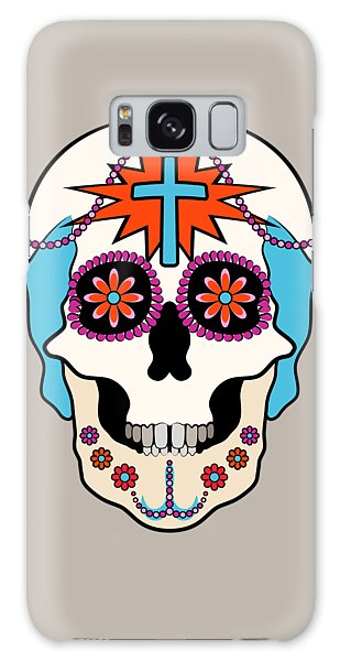 Calavera Graphic Galaxy Case