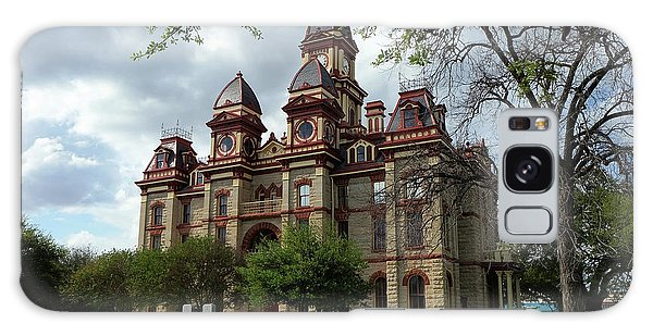 Caldwell County Courthouse Galaxy Case