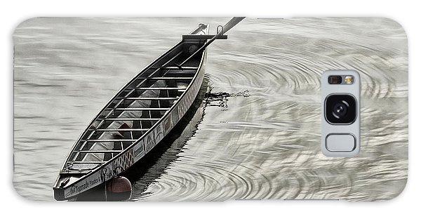 Calgary Dragon Boat Galaxy Case by Brad Allen Fine Art