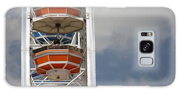 Calgary Stampede Ferris Wheel Galaxy Case