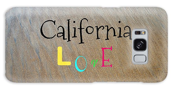 Cali Love Galaxy Case