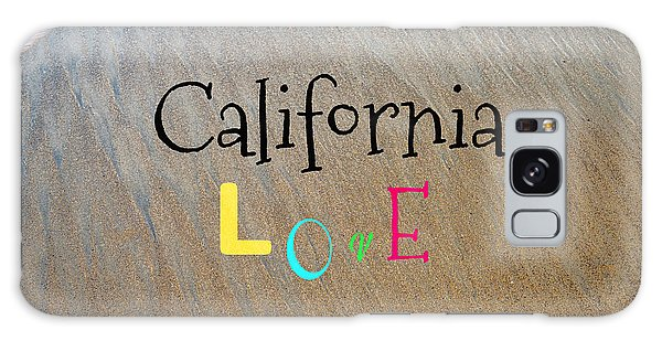 Cali Love Galaxy Case