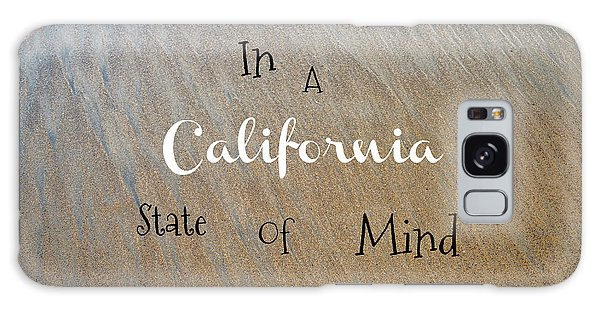 Cali State Of Mind Galaxy Case