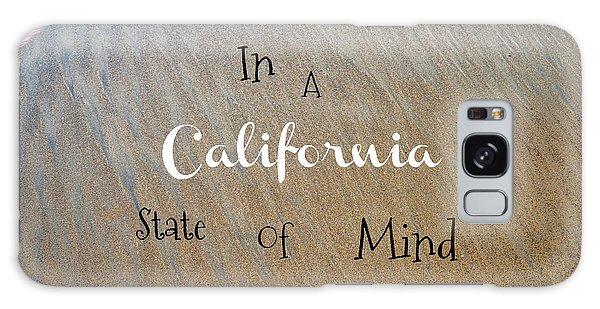 Cali State Of Mind Galaxy Case