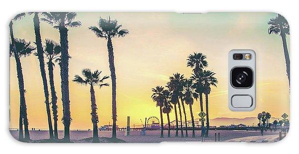 Cali Sunset Galaxy Case