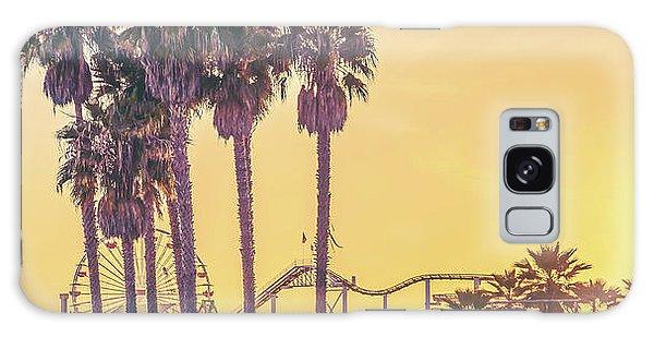 Pier Galaxy Case - Cali Vibes by Az Jackson