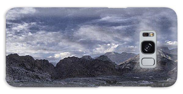 Calico Basin Panorama Galaxy Case