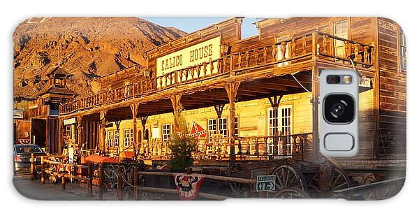 Calico Ghost Town In California Galaxy Case