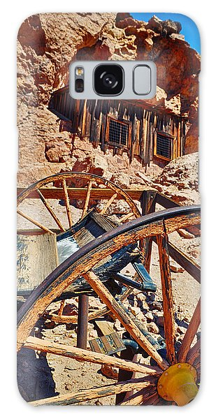 Calico Ghost Town Mine Galaxy Case