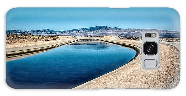 California Aqueduct At Fairmont Galaxy Case