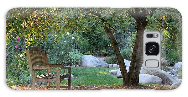 California Autumn Galaxy Case by Jan Cipolla